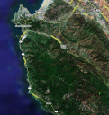 click to view tassajara road map