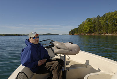 inbo on lake lanier