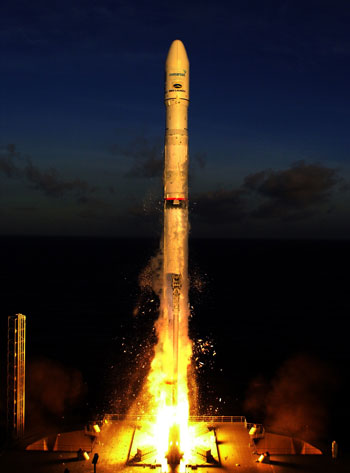 inmarsat I4 launch