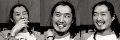 Taro Osumi 大角 太郎 hung out and talked as well. I hope to visit the night club he owns sometime!